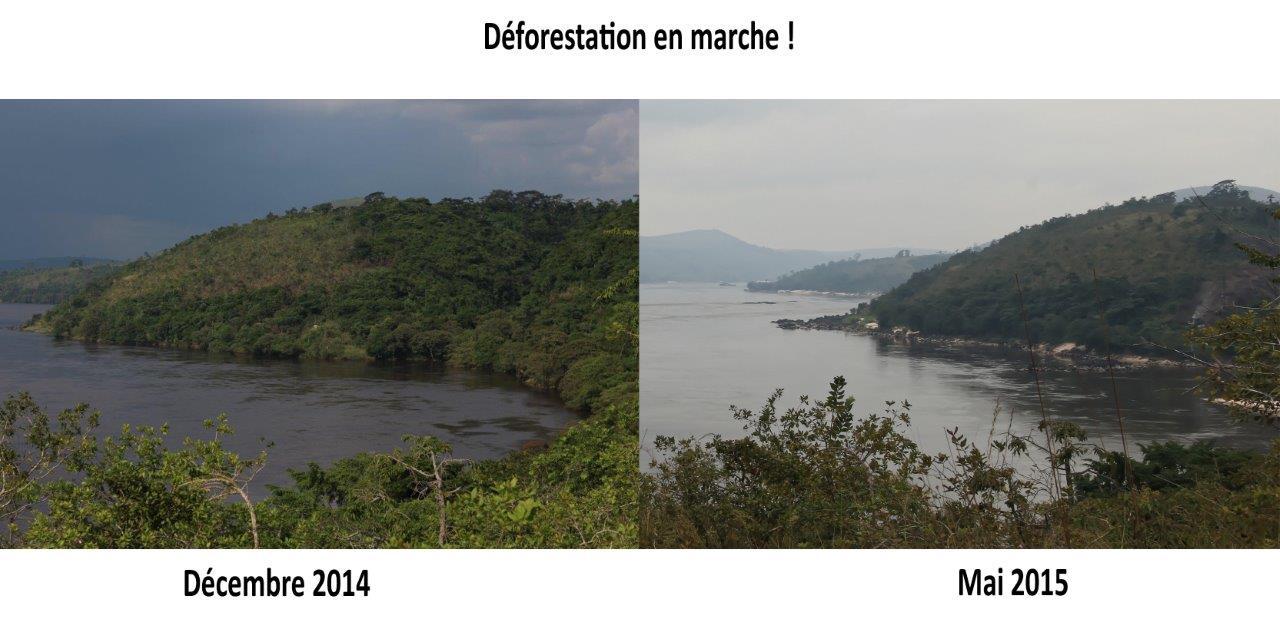 Zongo fleuve RD Congo