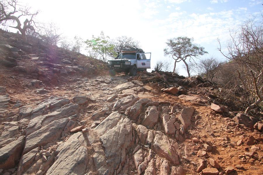 Namibie 7: Van zyl's Pass