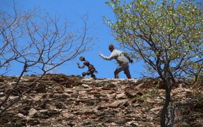 Namibie 9: Vers Sesfontein, Puros, Palmwag, Twyfelfontein, Khorixas