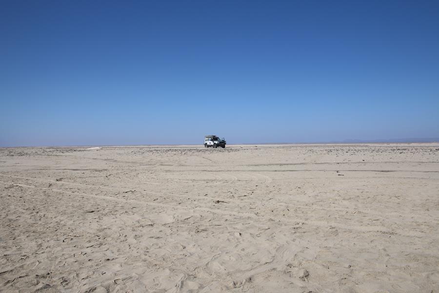 Namibie 10: Twyfelfontain , Skeleton Coast