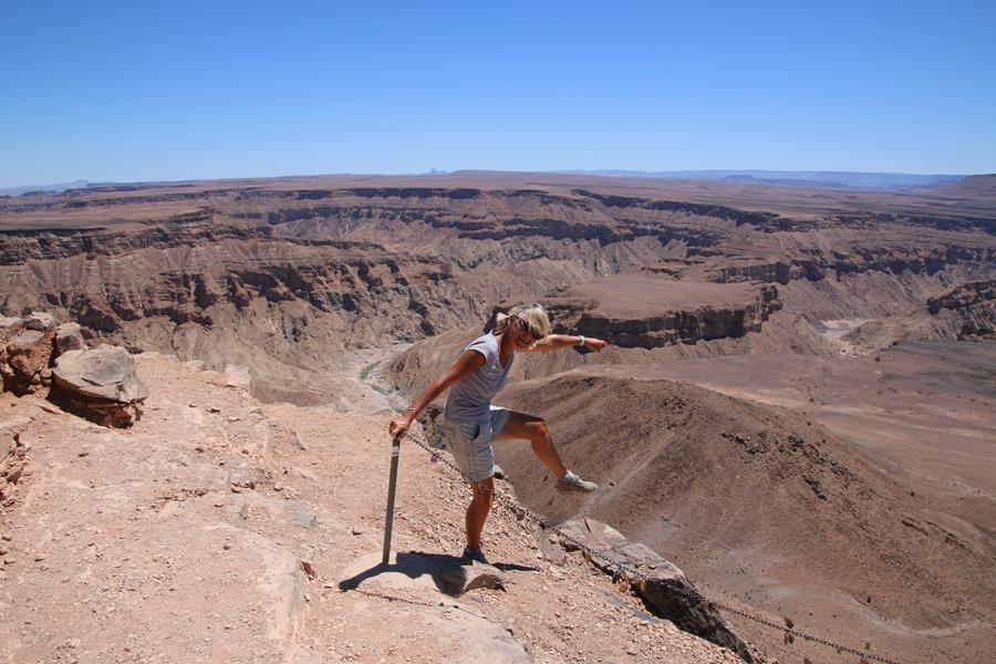 Namibie – Vers le fish river canyon