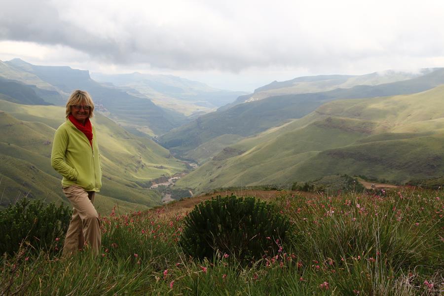 Lesotho , Sani Pass