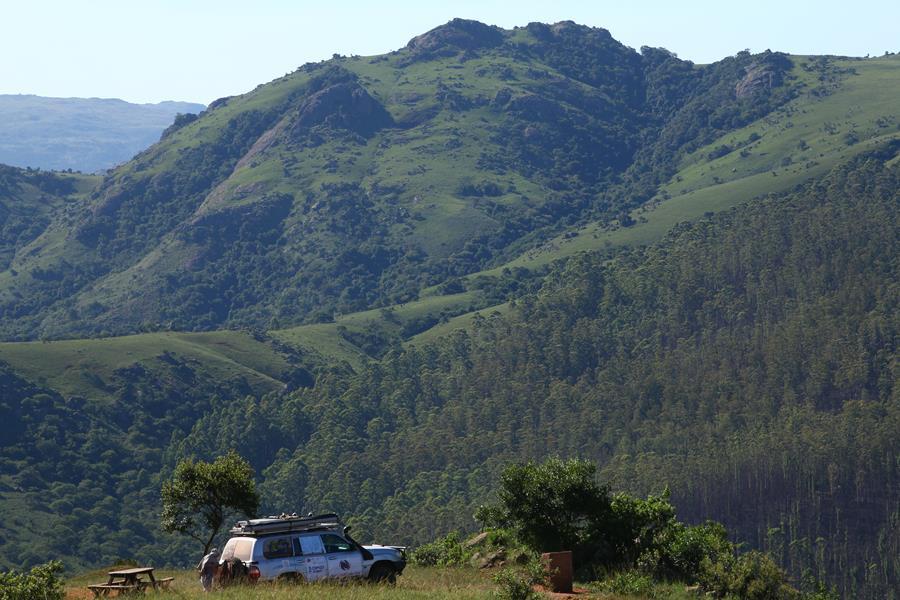 22: Le Swaziland