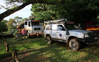 25: Afrique du sud : la Toy au secours d'un M.A.N en detresse