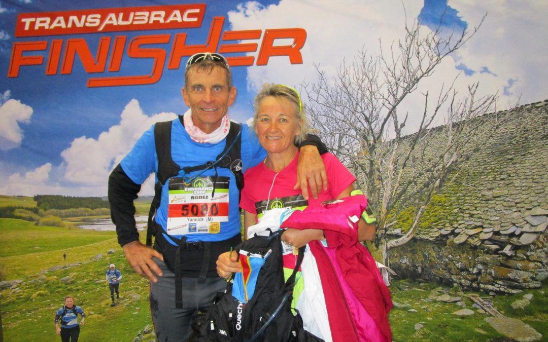 Trans Aubrac : Trail de Capuchadou  22 avril 2017