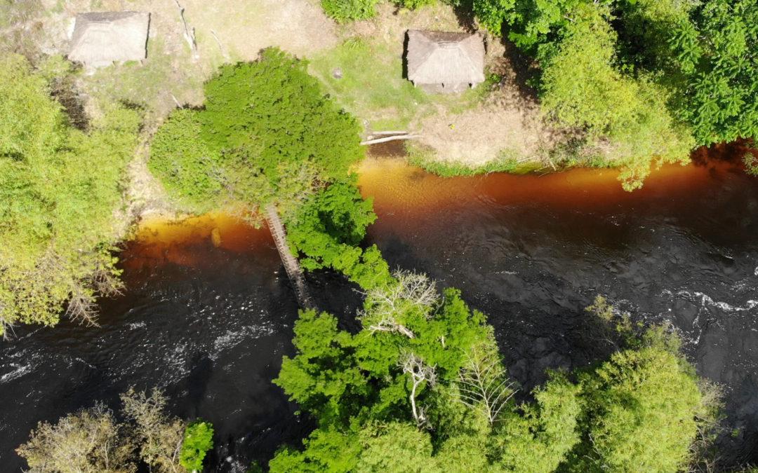 Bombo Lumene-Réserve-Site naturel-Plateau des Batéké