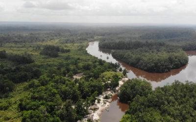 Mangrove de Muanda , Bombo Lumene, M Futi, Pistes Bas Congo