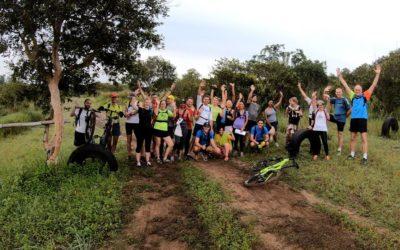 Trail des Broussards