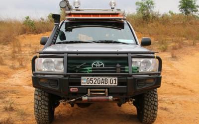 Aménagement Toyota Land Cruiser  HZJ 105