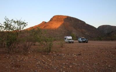 Namibie 4: vers Sesfontein