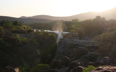 Namibie 5 : vers Opuwo /Cunene river et Epupa falls
