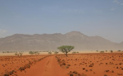 Namibie 8: La Vallée du Marienfluss