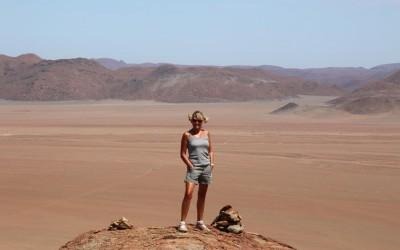 Namibie Messum Crater et Henties Bay