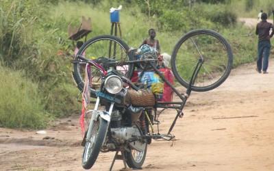 Traversée Lubumbashi Kinshasa, 26 et 27 mars 2016, 9ème et 10ème  jour