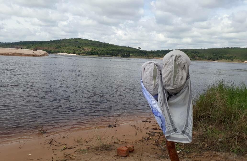 Trail – Kinshasa – Fleuve Congo -M'Futi